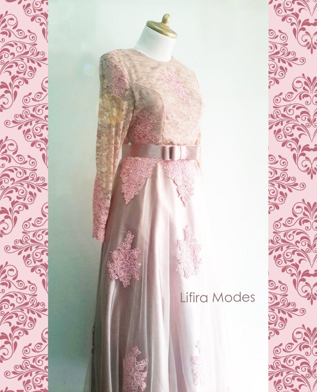 PINK PRINCESSY DRESS1